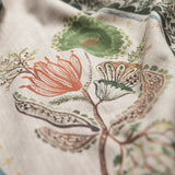 Frances Crewelwork - in Chestnut