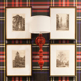 The Osborne Sconce - in Military Red Lacquer