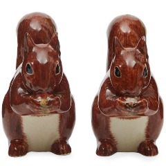 Squirrel Salt and Pepper Set