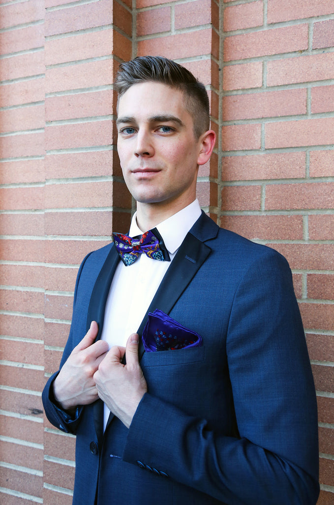 Bow Tie in Calgary, Beyond Scarf