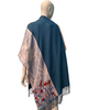 Biainili Garden Long Cashmere Backed Stole
