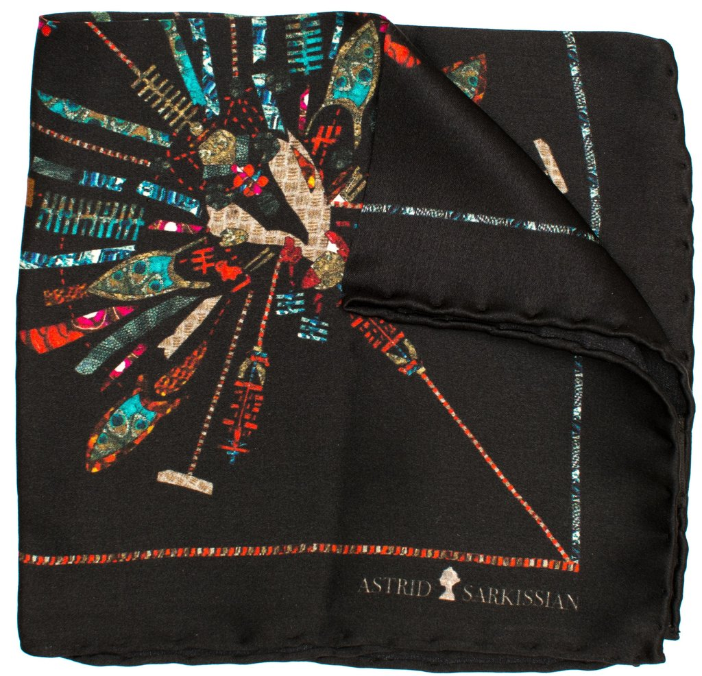 Zarhe Pocket Square