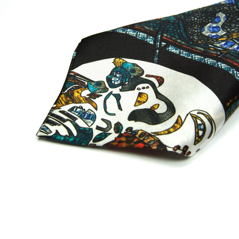 Oeuf Pocket Square