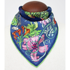 Old Wise Parrot Neckerchief/Pocket Square
