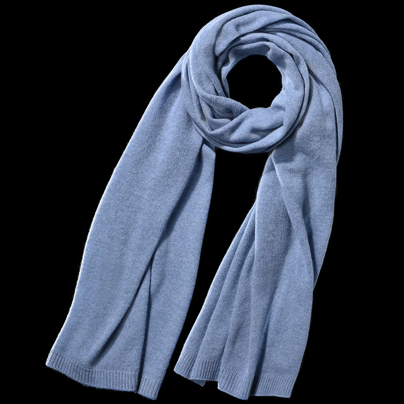 Silvia Wool and Cashmere scarf