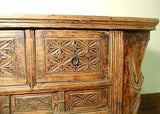 "Antique Chinese ""Butterfly"" Coffer (5677), Circa 1800-1849"