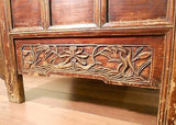 "Antique Chinese ""Butterfly"" Coffer (5626), Circa 1800-1849"