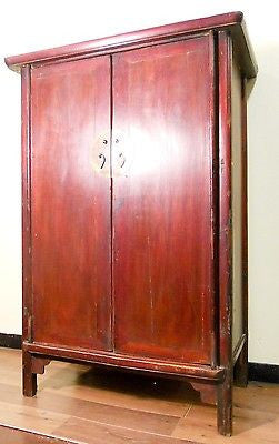 "Antique Chinese Ming ""MianTiao"" Cabinet (5021), Circa 1800-1849"