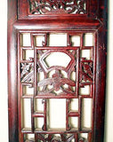Antique Chinese Screen Panels (5444) (Pair) Cunninghamia wood, Circa 1800-1849