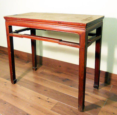 Antique Chinese Ming Painting Table (5107), Circa 1800-1849