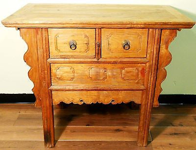 "Antique Chinese ""Butterfly"" Coffer (2011) Ming Style, Circa 1800-1849"