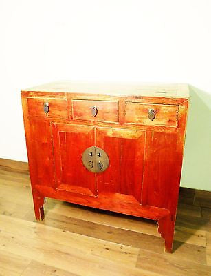 Antique Chinese Ming Cabinet/Sideboard (5779), Circa 1800-1849