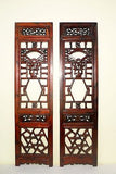 Antique Chinese Screen Panels (5229) (Pair) Cunninghamia wood, Circa 1800-1849