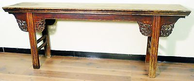 Authentic Antique Altar Table (5080), Circa 1800-1849