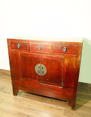 Antique Chinese Ming Cabinet/Sideboard (5782), Circa 1800-1849