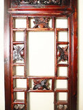 Antique Chinese Screen Panels (5446) (Pair) Cunninghamia wood, 1800-1849