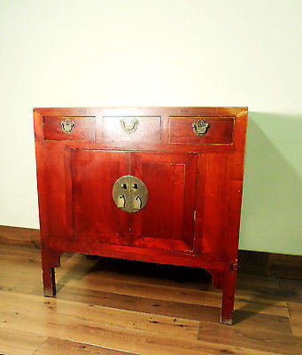 Antique Chinese Ming Cabinet/sideboard (5670), Circa 1800-1849
