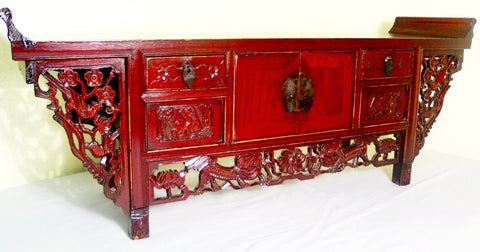 Antique Chinese Petit Altar (2657), Circa 1800-1849