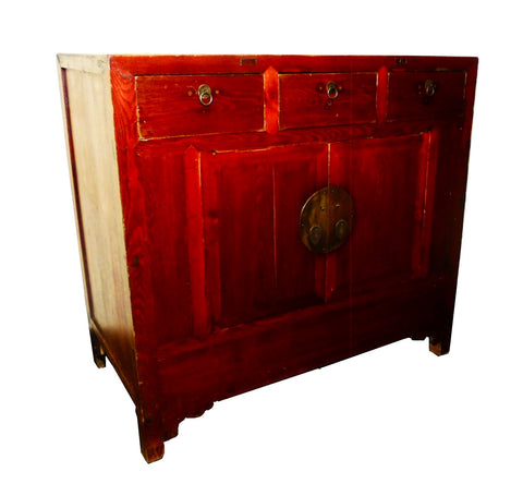 Antique Chinese Ming Cabinet/Sideboard (2663), Circa 1800-1849
