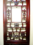 Antique Chinese Screen Panels (2701)(Pair) Cunninghamia Wood, Circa 1800-1849