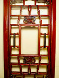 Antique Chinese Screen Panels (2749) (Pair) Cunninghamia wood