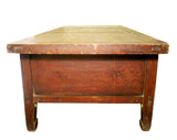 Antique Chinese Coffee Table/Treasure Trunk (2878), Circa 1800-1849
