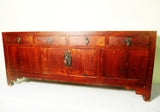 Antique Chinese Ming Cabinet  (5023), Circa 1800-1849