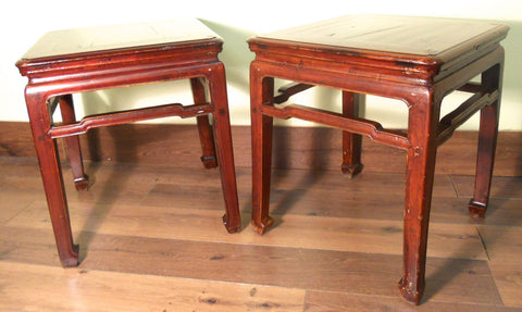Antique Chinese Ming Bench (5385) (One Pair), Circa 1800-1849