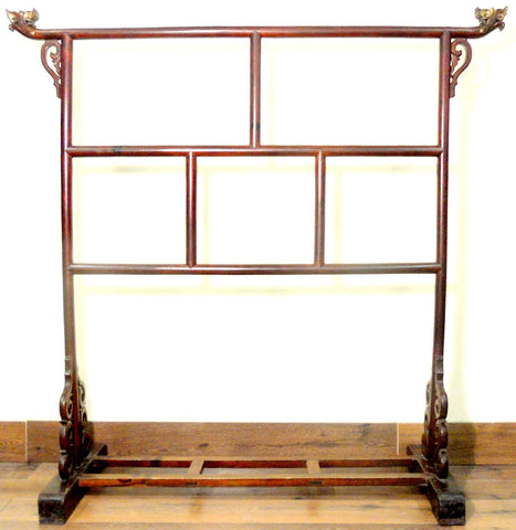 Antique Chinese Clothes Rack (5558), Circa 1800-1849