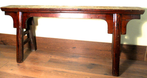 Antique Chinese Ming Bench (5659), Circa 1800-1849