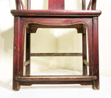 Antique Chinese Arm Chairs (5691) (Pair) Ming Style, Circa 1800-1849