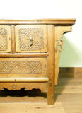"Antique Chinese ""Butterfly"" Cabinet (5805), Circa 1800-1849"