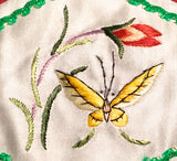 Vintage Hand Embroidery Silk (7075)