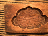 Antique Hand Carved Wooden Candy/Cookie/Cake Mold (7363), Circa Late of 1800