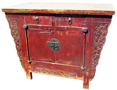 "Antique Chinese ""Butterfly"" Coffer (2005), Circa 1800-1849"