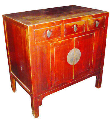Antique Chinese Ming Sideboard (3089) Authentic Ming Style