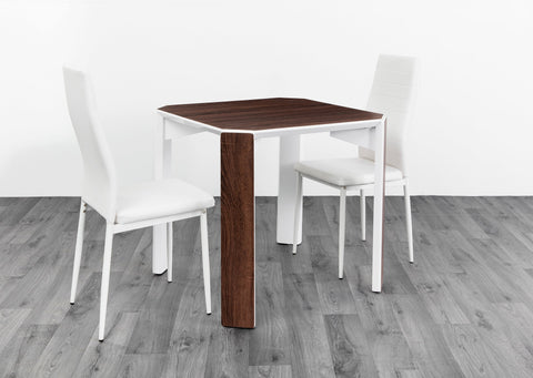 HINEN DINING TABLE -BROWN- XS1261S