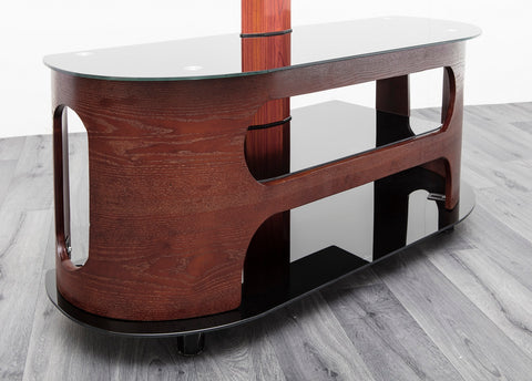 HURRICANE TV UNIT- BLACK- Y616