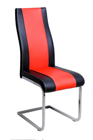 7STAR ZEN DINING CHAIR- PU FOAM- AVAILABLE IN DIFFERENT COLOURS
