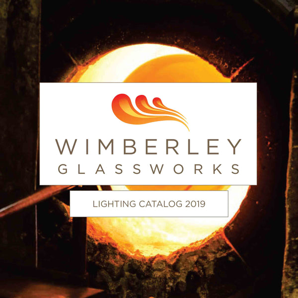 Wimberley Glassworks Hand Blown Glass Lighting Catalog