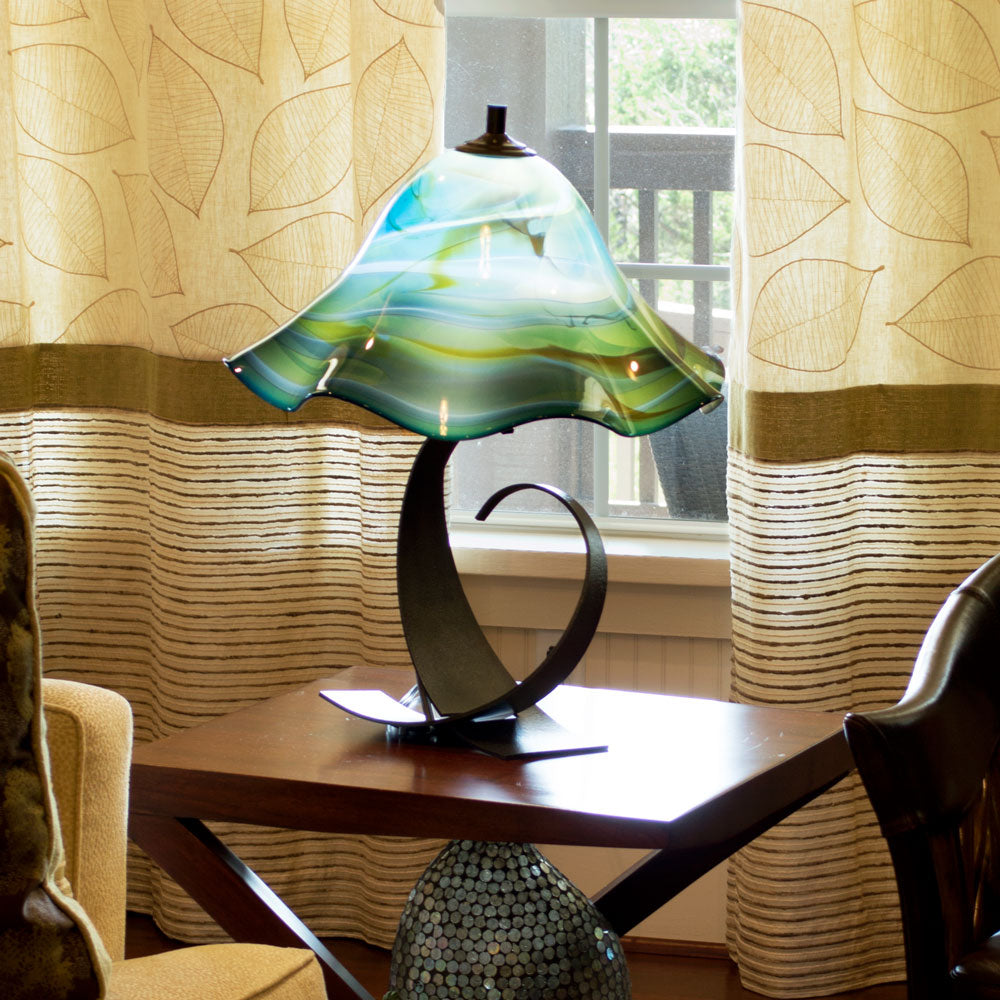Fullered Table Lamp Large
