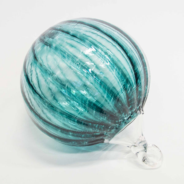 Teal Outdoor Ornament
