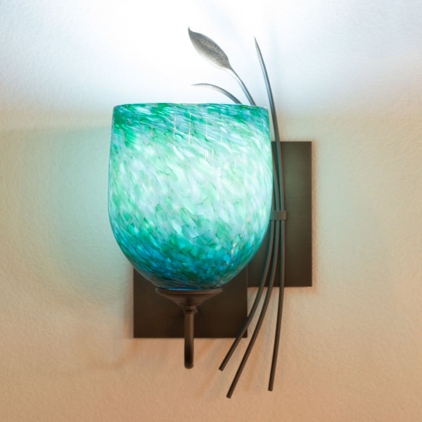 handcrafted wall lighting for the home