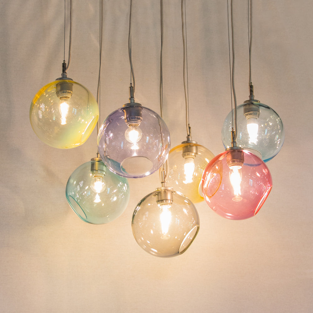 modern handmade pendant lighting
