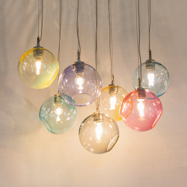 Oval Multi-Light Pendant