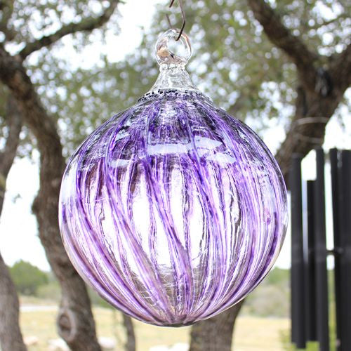 Amethyst Outdoor Ornament