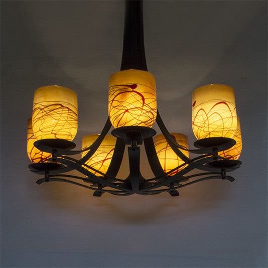 Berceau Chandelier (7 Light)
