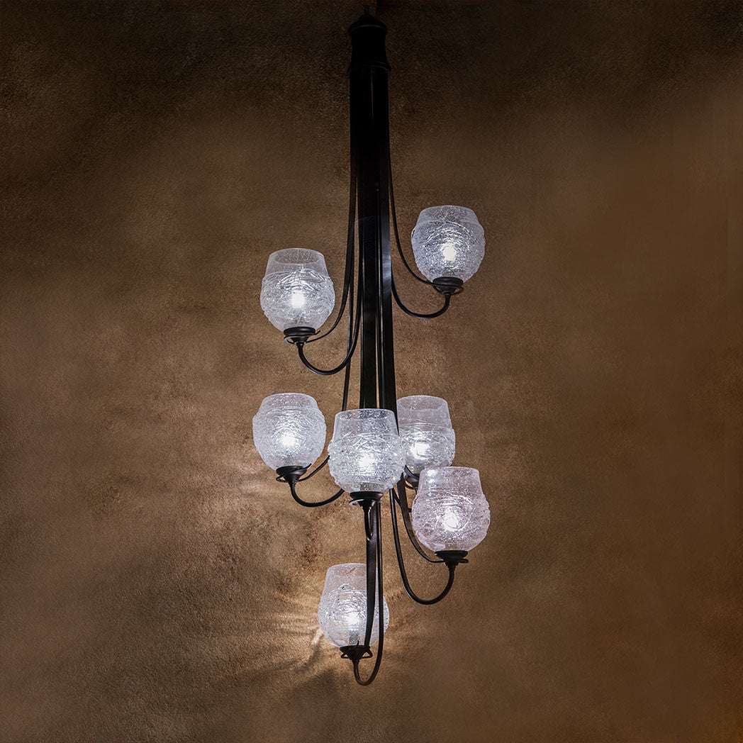 Flora Vertical Chandelier (7 Light)