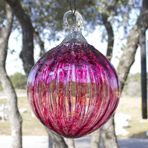 Ruby Outdoor Ornament