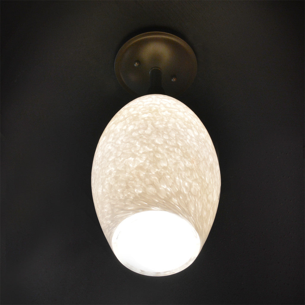 handcrafted mounted ceiling lighting